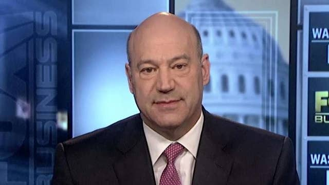 Trump adviser Gary Cohn: Will try to stimulate economy as fast as we can