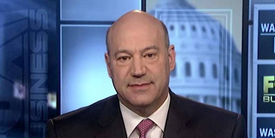 White House National Economic Council Director Gary Cohn on trade negotiatons and their plan to speed up economic growth.
