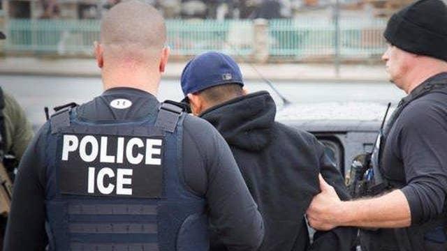 Judge Napolitano talks deportation hysteria