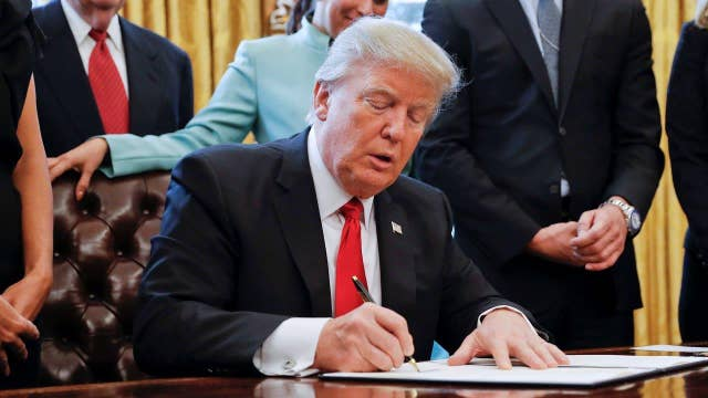 Trump administration begins implementing new, tougher immigration policies