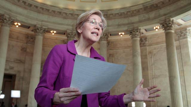Sen. Warren: This is about Coretta Scott King's letter, that's all