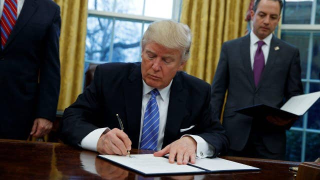 Trump's new immigration order already tarnished by backlash over the first one?