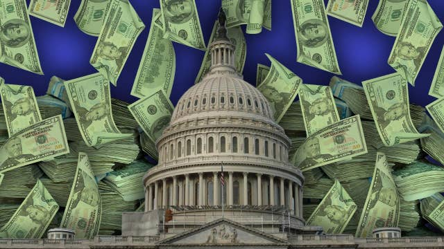 The search for bipartisan efforts to curb government spending