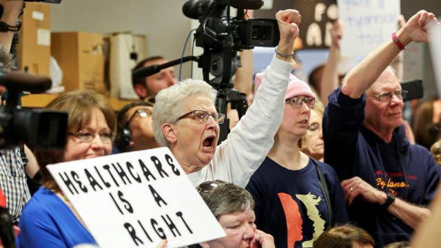 Will town hall protests be effective?