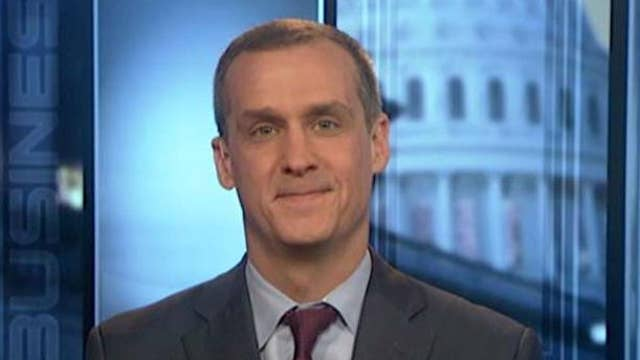 Corey Lewandowski: Trump's staff is letting him down