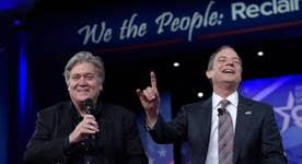 Inside the Steve Bannon, Reince Priebus relationship