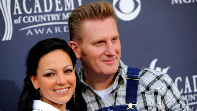 Country star Rory Feek on lessons of faith, hope