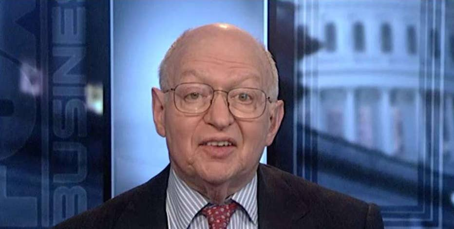 Former Regan economic advisor, Martin Feldstein weighs in on President Trump's strategy to spur economic growth and whether Obamacare should be the administration's top priority.