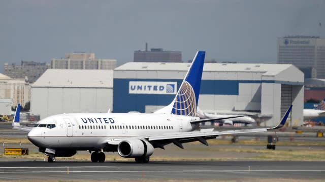Airline stocks take flight during snowstorm