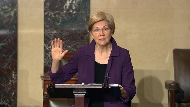 Will Sen. Warren's criticism of Sen. Sessions backfire on Democrats?