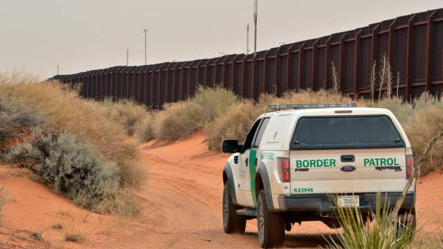Homeland Security identifies areas to build border wall
