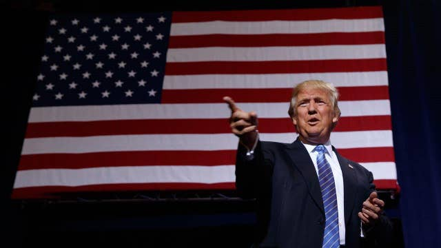 'Renewal of the American Spirit' the theme of Trump's speech to Congress