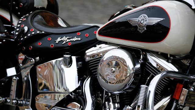 Harley goes full speed ahead with plans for 50 new models in 5 years