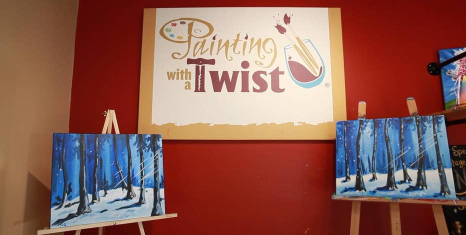 They kick-started a trend, Cathy Deano and Renee Maloney tell the story of how they developed the leading paint and sip franchise, Painting with a Twist.