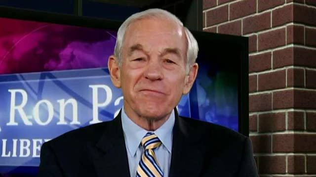 Ron Paul: Trump's tax plan won't work without spending cuts