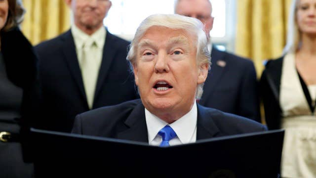 Will Trump rewrite the immigration order?