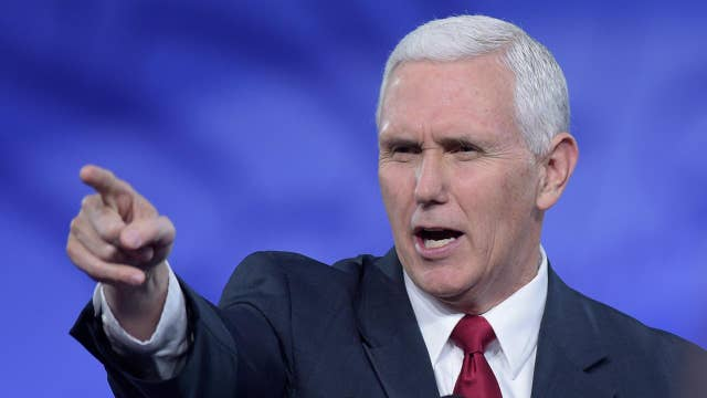 Pence: America's Obamacare nightmare is about to end