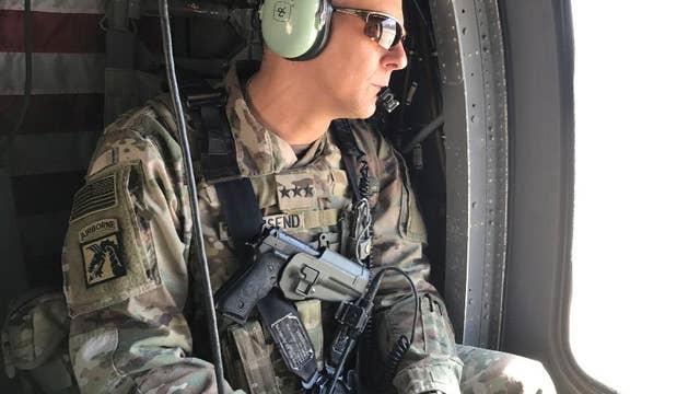 Ret. Gen. Keane: Army not ready to fight