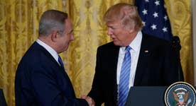 Fmr. Israeli Amb. Prosor's take on Trump's meeting with Netanyahu