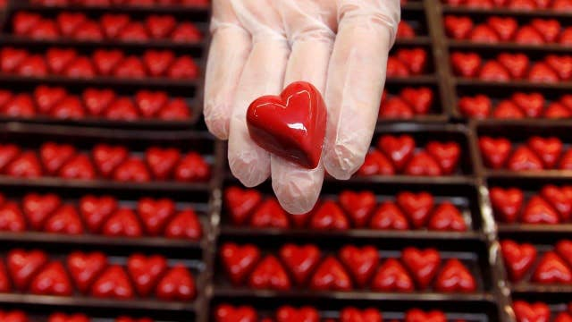 The big business behind the romance of Valentine's Day