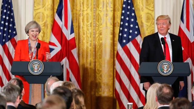 Nigel Farage: Brexit, Trump was the beginning of a political revolution