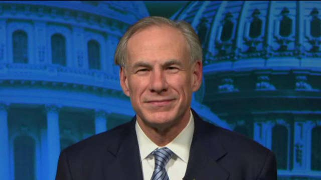 Texas Gov. Abbott: We are banning sanctuary city laws and programs