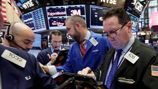 Trump policy creating market optimism?