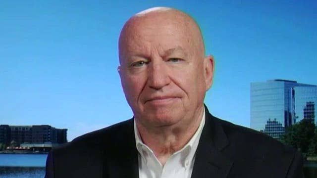 Rep. Kevin Brady predicts border tax will be part of tax reform plan