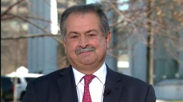 Trump wants red carpet economy: Dow Chemical CEO