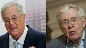 Freedom Partners EVP James Davis weighs in on the Koch brothers pledging millions to support Republicans who vote against the GOP health care plan.