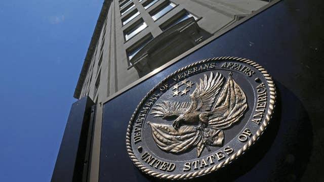 Powerful photos show veterans neglected at VA center