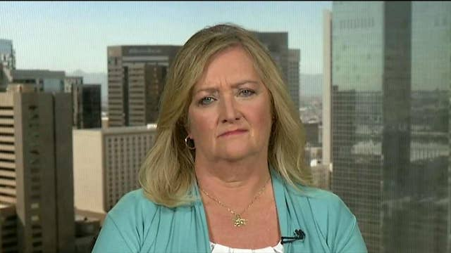 Gold Star mother on Trump's tribute to Navy SEAL widow