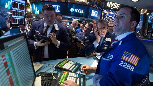 Markets on pause waiting to see what unfolds in D.C.?