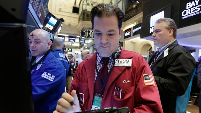 Gasparino: Analysts worried about sky-high valuation of tech stocks