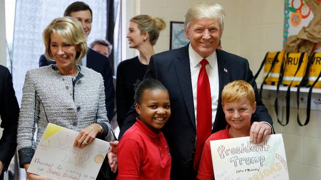 Why Democrats are conflicted over the issue of school choice