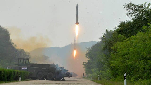 North Korea planning another missile test?