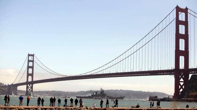 Bernard Kerik on San Francisco's withdrawal from the Joint Terrorism Task Force