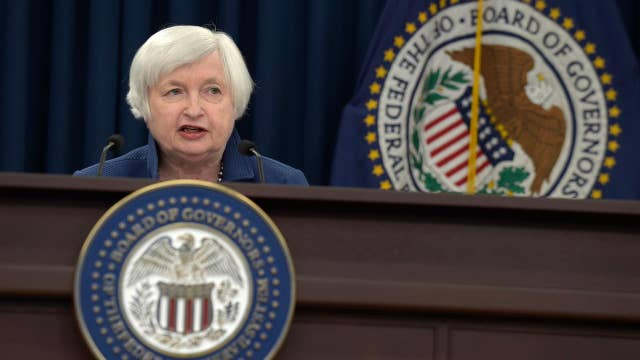 Fed's Yellen on meeting and working with Trump, Mnuchin