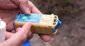World Water Day: This Handheld Device Can Disinfect Water Anywhere