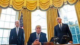 Will Republicans move on to tax reform?