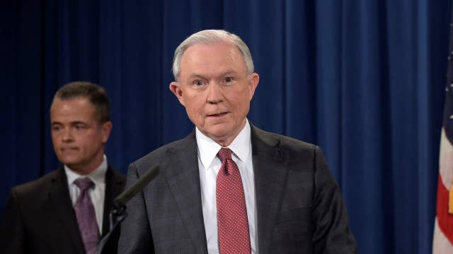 Why Democrats are hypocrites for patronizing AG Sessions