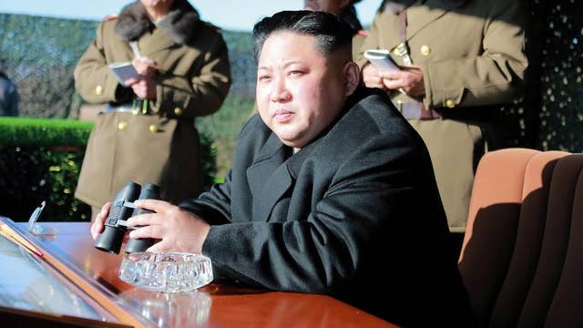 North Korea a threat to the U.S.?