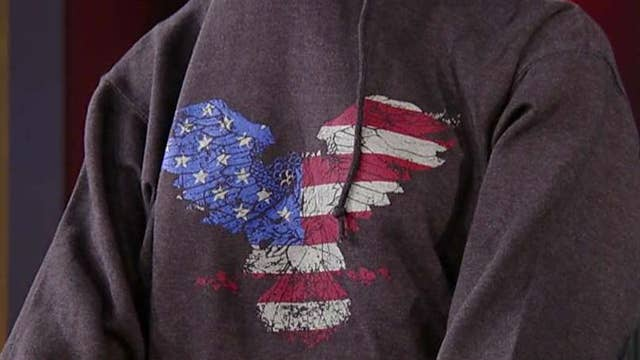 Apparel company focused on hiring veterans, manufacturing in America