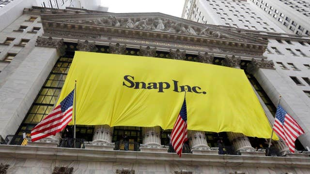 Will Snap lead to a boost in tech IPOs?
