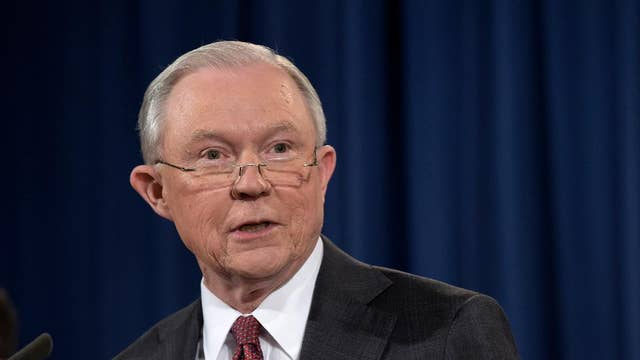 AG Sessions to recuse himself from Russia probe