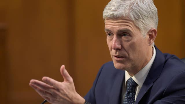 Gorsuch's nomination expected to take next step