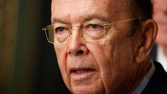 Commerce Secretary Ross: We've been in a trade war for a long time