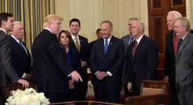 Dennis Kucinich on Trump's bipartisan outreach