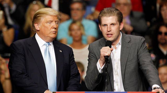 Eric Trump: Why shouldn't we be making iPhones in the U.S.?