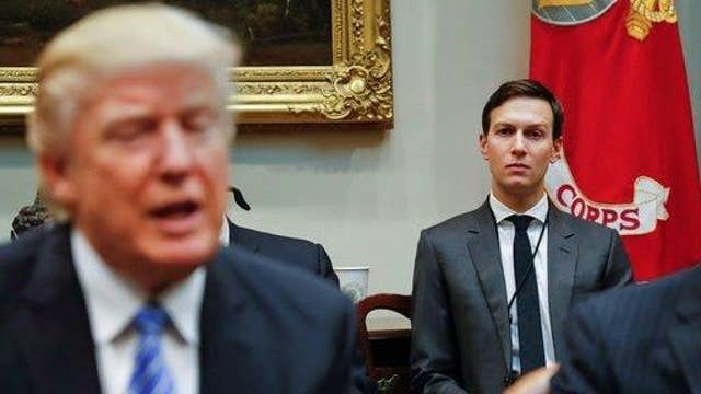 Trump hires Jared Kushner to lead new White House office